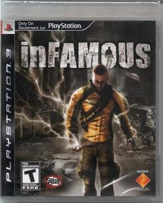 Infamous - PlayStation 3:
