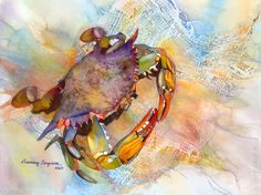 Rosemary Ferguson Artist......... this would be fun to do with cheesecloth!