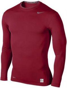 49 Camiseta hombre Pro Combat Core Compression Nike manga larga c23c08d563ac1