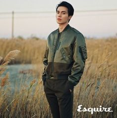 Lee Dong Wook Pairs Perfectly with Esquire Korea for Winter Beach Pictorial Korean Wave, Korean Star, Korean Men, Asian Actors, Korean Actors, Korean Dramas, Lee Dong Wook Photoshoot, Lee Dong Wok, Korea Winter