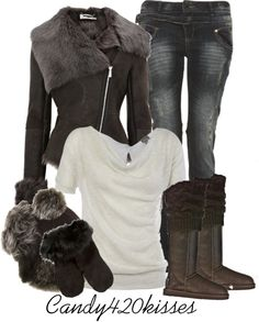"""""""so cozy and warm"""" by candy420kisses on Polyvore"""