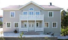 Schwedenhaus - Schwedenhäuser - schwedische Holzhäuser   Das Original
