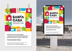 Young Lions Competition - Santa Casa by Natasha Hellegouarch, via Behance