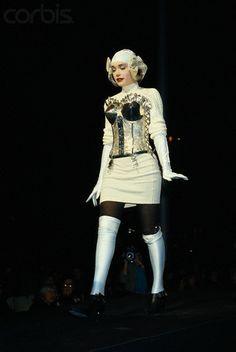 1987-88 - Jean Paul Gaultier show