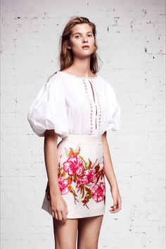 Blumarine Milan -  Pre-collectionn Spring Summer 2016