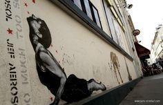 Le mur de l'Européen! Street ART!  http://globalartstreet.blog-ppa.fr/archives/1541  #artstreet #streetart #arts pic.twitter.com/F3Yw7pz2Vd