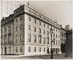 1928- 1952 the last mansion of Florence Vanderbilt Twombly at 5th Ave and 71st Street