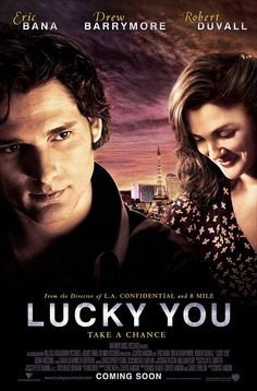 """This film was billed as a romantic comedy and even has Drew Barrymore staring in in it, what could possibly go wrong? Well, this entire movie felt like a poker tutorial. Eric Bana playing """"Huck"""" was dreadful. I lost count how many times he was explaining the ins and outs of playing poker… to the camera!"""