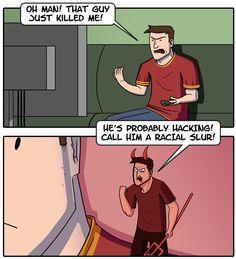 Gaming Conscience