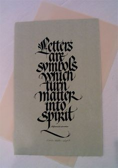 blackletter by Sheila Waters