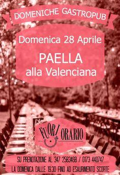 Paella time!