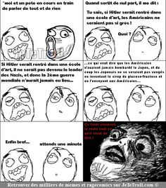 The original source for Rage Comics. The best stories about the Cereal Guy, Trolldad and many more! Best Funny Pictures, Funny Images, Cereal Guy, Image Citation, Troll Face, Reddit Memes, Bts Meme Faces, Rage Comics, Funny Moments