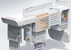 Креативное резюме промышленного дизайнера. - Suricoma.com