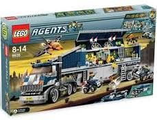Black Friday 2014 LEGO Agents Mobile Command Center from LEGO Cyber Monday. Black Friday specials on the season most-wanted Christmas gifts. Lego Mars Mission, Lego Disney Princess, Black Friday Toy Deals, Black Friday Specials, Mobiles, Mobile Command Center, Light Brick, Lego Toys, Buy Lego