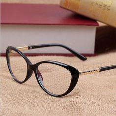 0ba09be4f5de9 KOTTDO New Brand Women Optical Glasses Spectacle Frame Cat Eye Eyeglasses  Anti-fatigue Computer Reading Glasses Eyewear Goggles