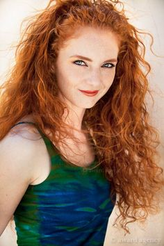 ❤️ Redhead beauty❤️ Virginia Hankins