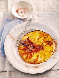 Pfannenkuchen / Pfannkuchen / Pfannekuchen / Eierkuchen einfach und lecker