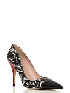 $328 lacy heels by kate spade new york