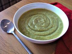 5:2 diet recipe Broccoli Soup