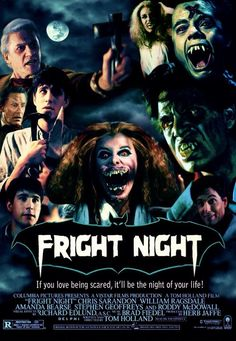This Week In 1985 Fright Night Was Released In Theaters!! https://www.facebook.com/HorrorManiacs1/photos/a.624773314209370.1073741828.236130539740318/986846078002090/?type=1 https://www.facebook.com/sueann.moran