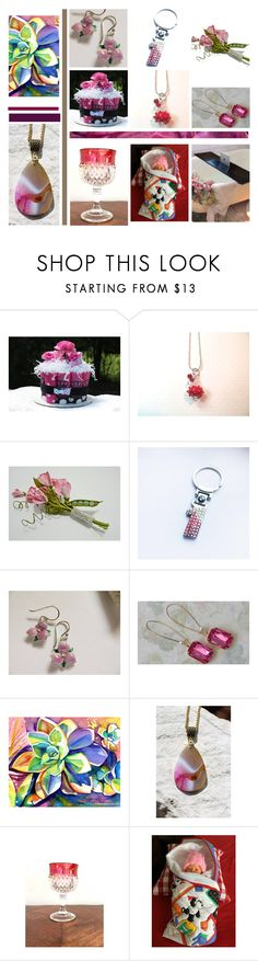 """""""Dash of Color"""" by inspiredbyten ❤ liked on Polyvore featuring Perlina and BMW"""