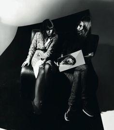 Melody Prochet (Melody's Echo Chamber) + Kevin Parker (Tame Impala)