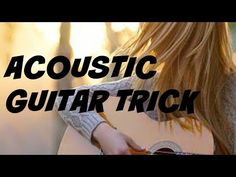 Must Know Strumming Trick (How to Strum) - YouTube