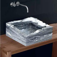 Swiss granite:  ‹Maggia› by Max Frei.