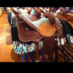 Stylish saddles