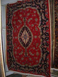 Kashan (2708)   Persian Rug Cleaning, Repairing, Appraisals And Restoration    Maryland