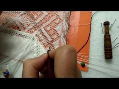 YouTube Youtube, Bobbin Lace, Videos, Needlework, Pattern, Folklore, Dressmaking, Hand Fans, Handarbeit