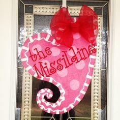 Valentines Day Door Hanger