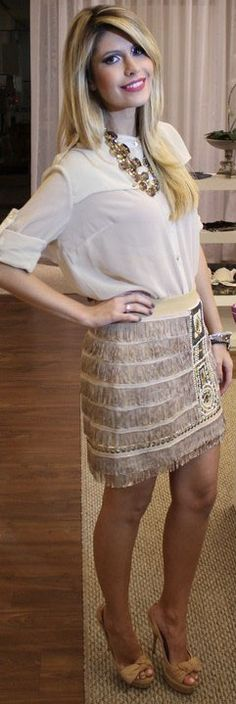 #skirt #outfit