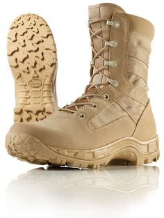 Wellco Mens 8 Inch Desert Gen II Hot Weather Jungle Boots # T110