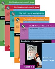 Teachers loved this books, especially resouces.  The books in the Heinemann Math Process Standards Series give every intermediate-grades teacher the opportunity to explore each standard in depth. With language and examples that don't require prior math training to understand, the series offers friendly, reassuring advice and ready-to-use examples to any teacher ready to embrace the Process Standards.