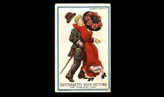 12 cruel anti-suffragette cartoons