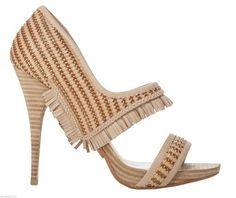 Max Studio Beige Sandals