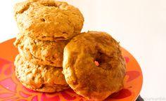 The Epicurean Bodybuilder • Protein Pumpkin Donuts