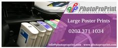 Photo Pro Print is a leading specialist in large poster printing. http://www.photoproprint.com/