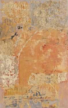 isis0isis:JINNI THOMAS  ANTIQUITIES I   MIXED MEDIA, GOLD LEAF ON PANEL   (via Jinni Thomas paintings | Karan Ruhlen Gallery Santa Fe Contemporary Fine Art)