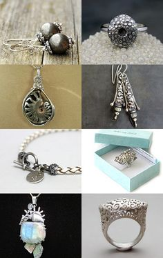 silver by Brita on Etsy--Pinned with TreasuryPin.com