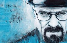 I Am The One Who Knocks by Rob Prior