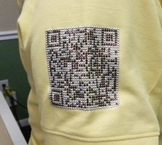 If you're interested in growing your business, then here are the top reasons why you should ask your embroidery digitizer to put your QR code.