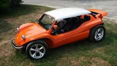 Denmat Cars Assembles Built-To-Order Manxter and DualSport Fun Cars.