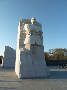 Martin Luther King, Jr. memorial, Washington DC -- a terrific spot well worth an afternoon!