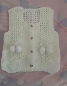 Crochet Bebe, Crochet For Kids, Front Roe, Muslim Evening Dresses, Moda Emo, Knit Vest, Baby Knitting, Unisex, Sweatshirts