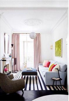 tolles einrichtungstrends fuer 2016 bestmögliche images der cefdbcefffac pink curtains living comedor
