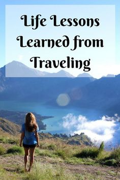 Traveling is a terrific way to learn beyond the classroom! Here are 6 Life lessons you can learn from traveling.