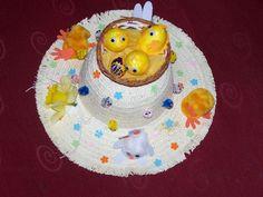 Easter Bonnet —  (800x600) Easter, Cake, Desserts, Food, Tailgate Desserts, Deserts, Easter Activities, Kuchen, Essen