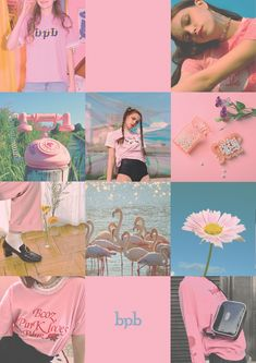 Colors Of BPB - #pink Instagram Feed Planner, Instagram Feed Ideas Posts, Instagram Grid, Instagram Design, Organizar Feed Instagram, Pastel Photography, Aesthetic Collage, Social Media Design, Graphic Design Posters